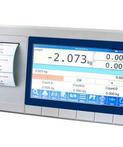 Timbangan HCT Smart weighing indicator with printer 01