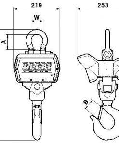 timbangan TCB Series (FND,LCD) 05