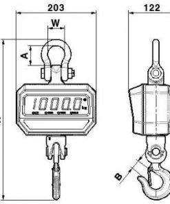 timbangan tmt TCG Series (FND,LCD) 03