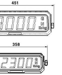 timbangan tmt TI-2300 3000 06