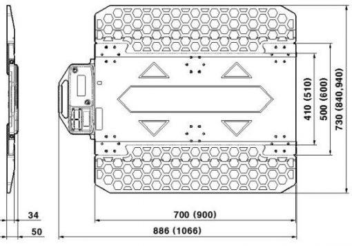 timbangan tmt TXD-700F Series 05