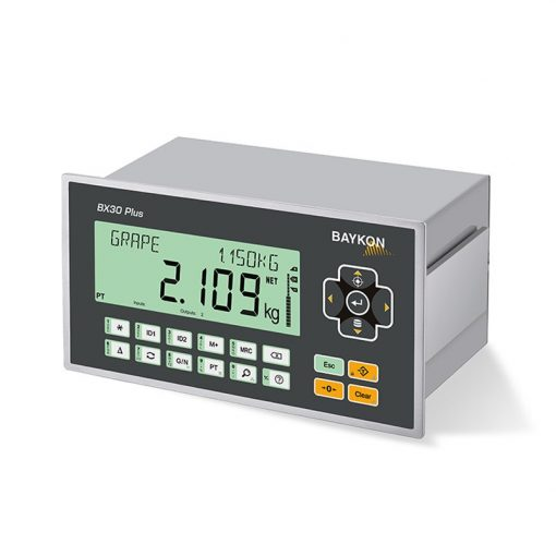 BX30 PLUS : BX30D PLUS WEIGHING INDICATOR 01