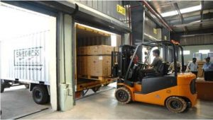 Product storage and shipping